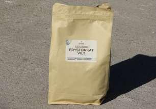 Majstor Frystorkat vilt 1 kg