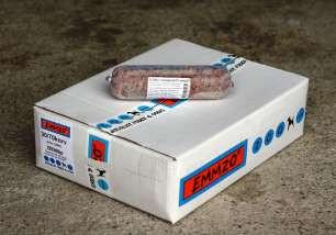 Emmzo BARF Kyckling 30/70 korv 500g x 20 - Helkartong