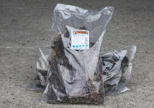 Emmzo torkad oxmatstrupe 1 kg