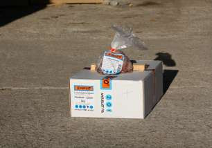 Emmzo BARF Lammhjärta 5 kg - Helkartong