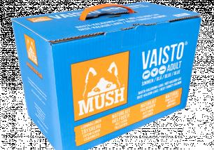 Mush Vaisto Blå Nöt-kalkon-lax 10 kg