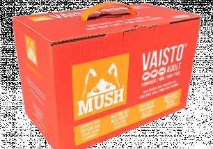 Mush Vaisto Röd Gris-nöt-lax 10 kg