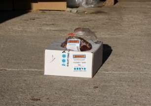Emmzo BARF Lammlever 5 kg - Helkartong